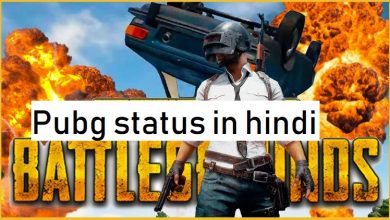 Photo of Pubg status in hindi, Pubg Shayari in hindi,Attitude Pubg whatsapp status